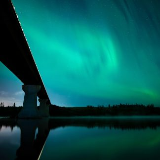Northern Lights, Aurora, Fort McMurray, RMWB, Alberta, Night Sky, long exposure, photography