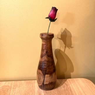 Vase from Mayday Tree Wood